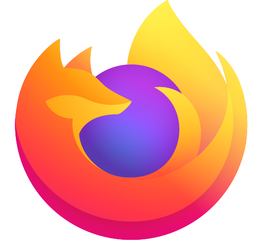 The Firefox browser logo.